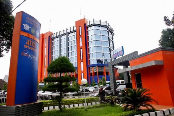 KINERJA BANK DAERAH : Bank Sumut Jaga Target Dividen