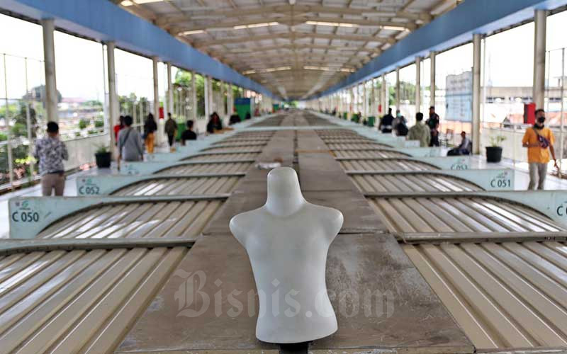 PENANGANAN PANDEMI COVID-19 DI JAKARTA : Siap-Siap PSBB