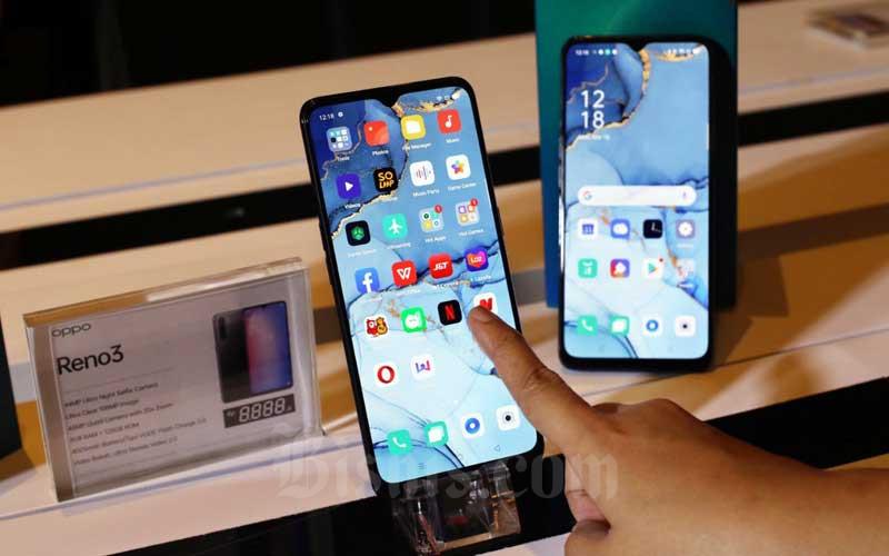 PENURUNAN PENJUALAN : Vendor Ponsel China Adu Siasat