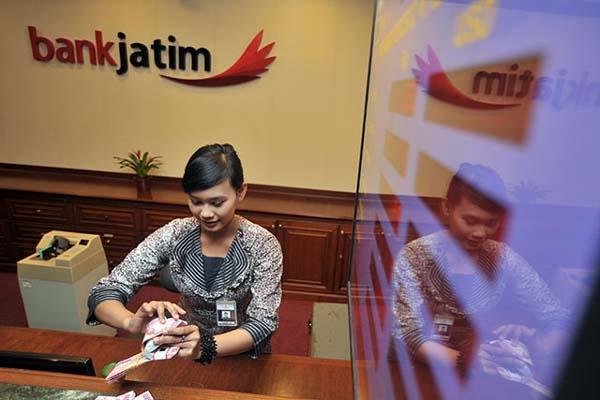 KINERJA KUARTAL I 2020 : Bank Jatim Raup Laba Rp439,28 Miliar