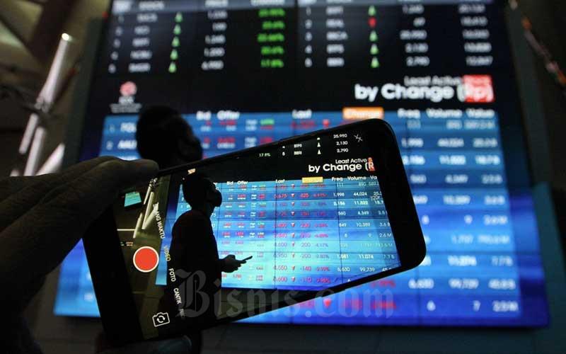 STRATEGI INVESTASI SAHAM  : Momentum Rebalancing Portofolio