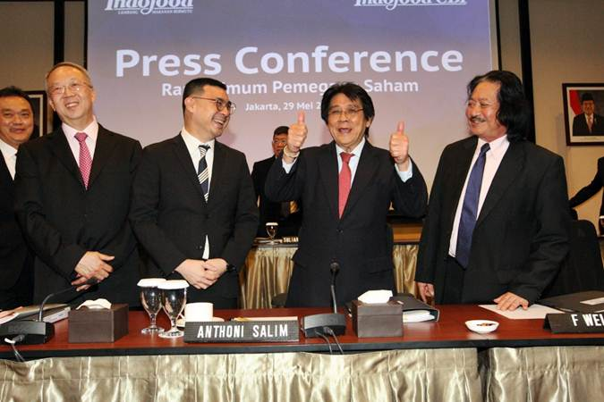 AKUISISI PINEHILL   : ICBP Siapkan Pendanaan