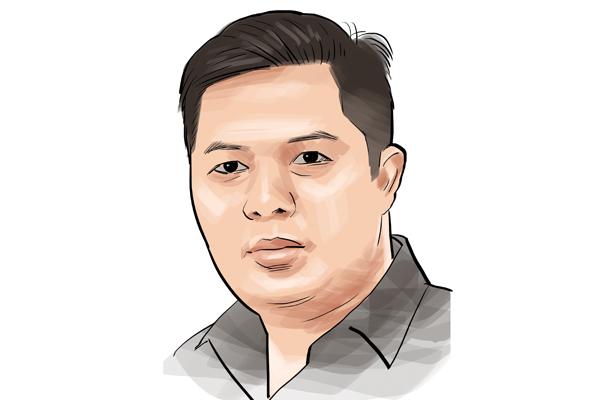 SPEKTRUM : Jakarta Tak Sendiri