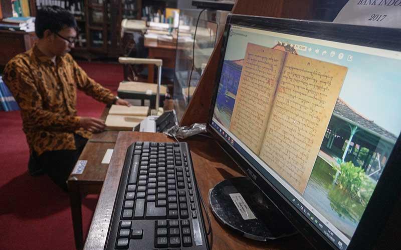 SUARA PEMBACA : Perpustakaan Digital