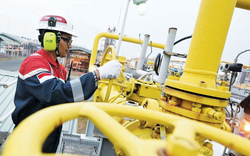PREDIKSI KOMODITAS ENERGI : Harga Gas Alam Bakal Mentok
