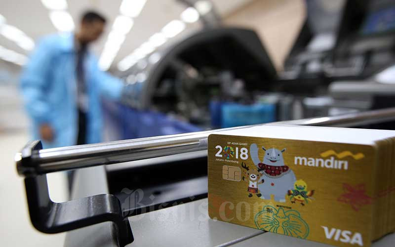 ALAT PEMBAYARAN : Transaksi Kartu Kredit Lesu