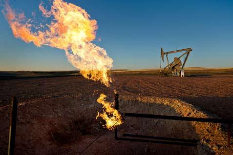 PASAR KOMODITAS ENERGI : Gas Alam Tertekan Pasokan AS