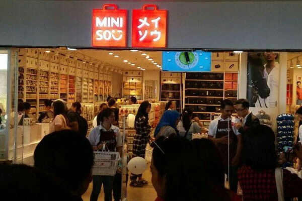 PERITEL GLOBAL : Abaikan Tensi AS-China, Miniso IPO di Bursa New York
