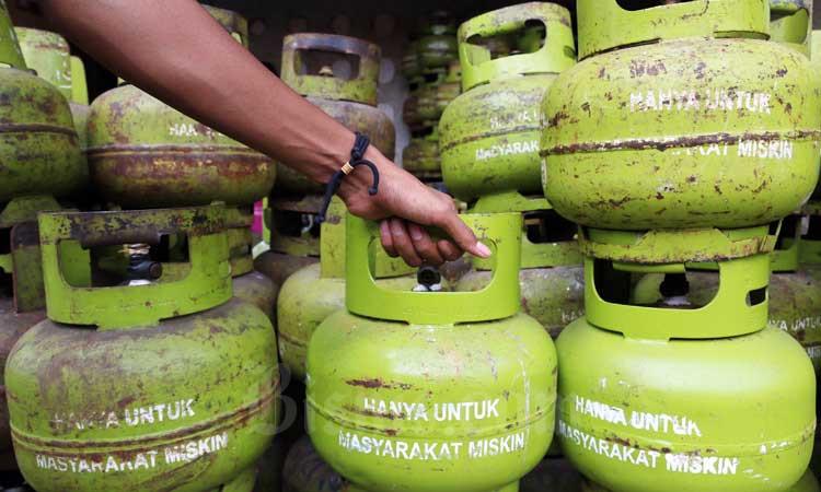 BAHAN BAKAR GAS : Sumut Siap Tambah Pangkalan Elpiji Baru