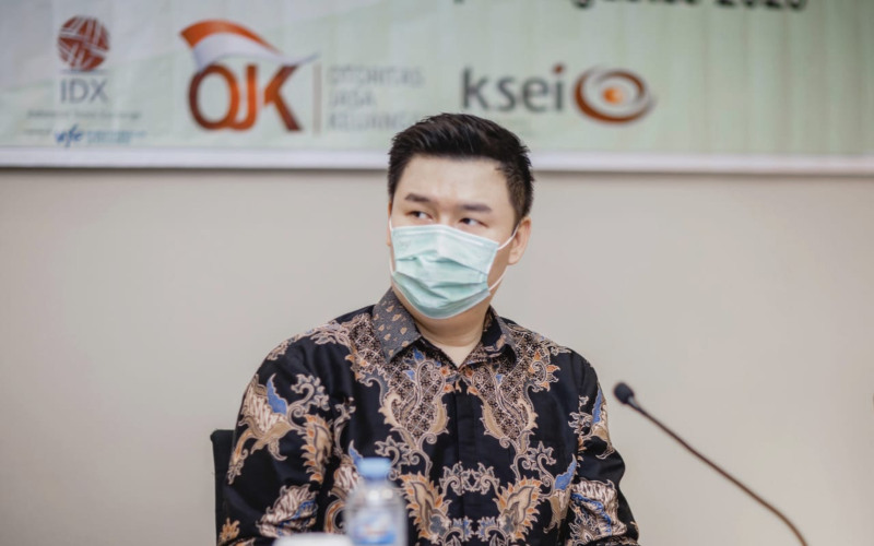 KINERJA EMITEN : Laba MARK Terkerek Pandemi