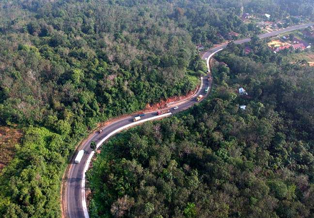 PRESERVASI JALINTIM SUMATRA : PII Siap Jamin Proyek di Riau