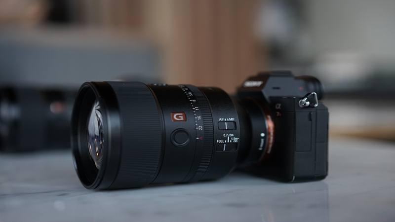 SONY ALPHA 7C : Kamera Full Frame nan Ringkas