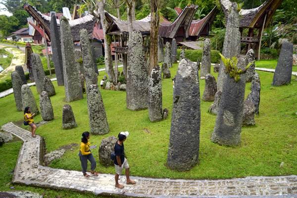 PROTOKOL KESEHATAN : Pengawasan 3M Toraja Utara Diperketat