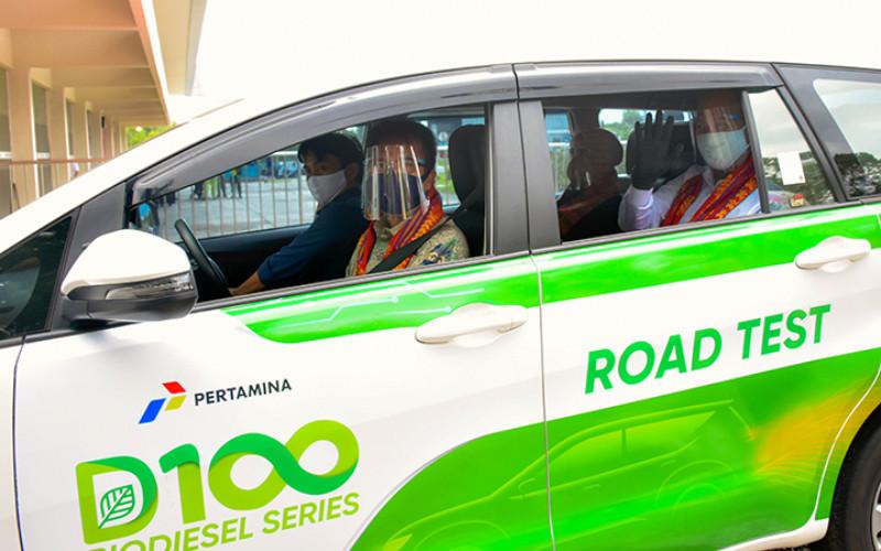 TANTANGAN INDUSTRI CPO 2021 : Pacu Mandatori Biodiesel