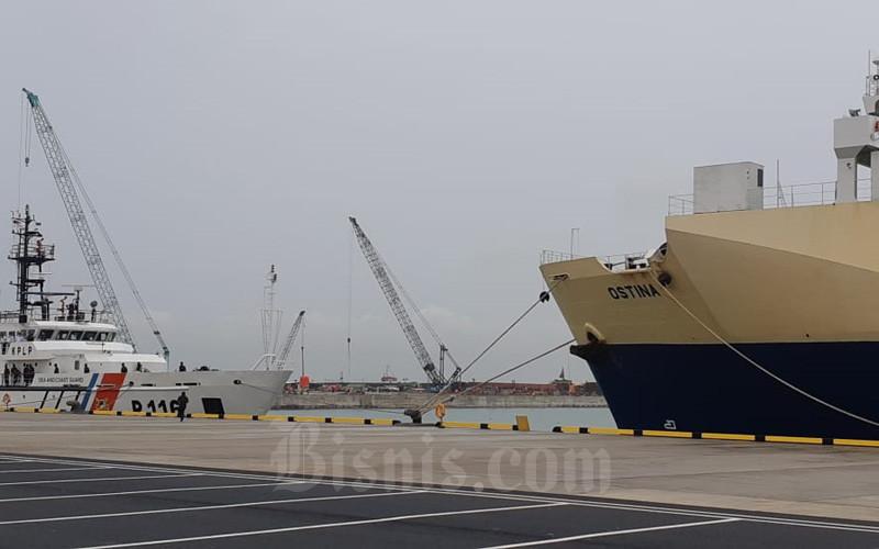 PELABUHAN BARU : Operator Baru Patimban Aktif Mulai April 2021