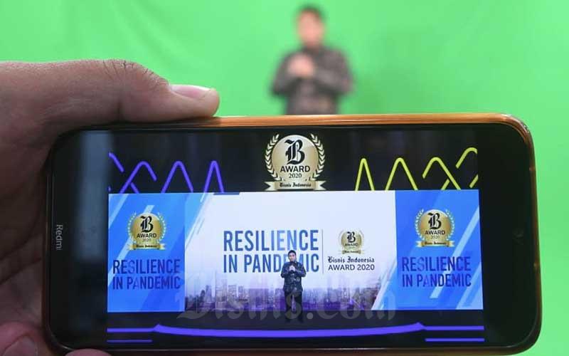 BISNIS INDONESIA AWARD 2020 : Tahan Banting di Tengah Pandemi