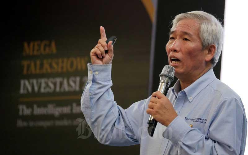 INVESTASI SAHAM : Petuah Lo Kheng Hong untuk Investor Pemula