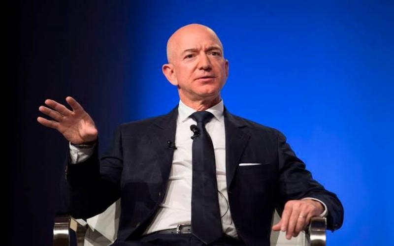 INDUSTRI GIM : Lompatan Amazon Usai Ditinggal Jeff Bezos