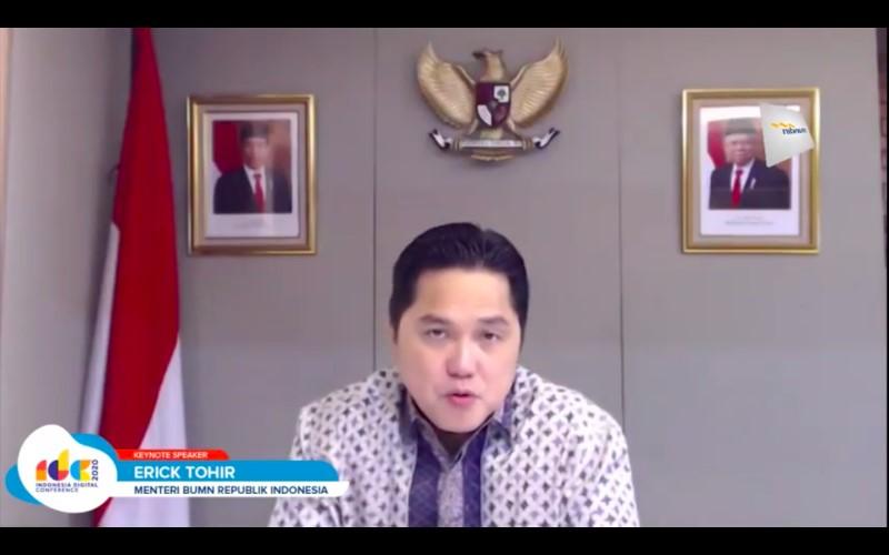 TRANSFORMASI DIGITAL INDONESIA : Kebutuhan Pasar 'Meledak'