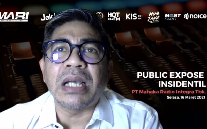 EMITEN MEDIA    : MARI Pacu Kontribusi B2C