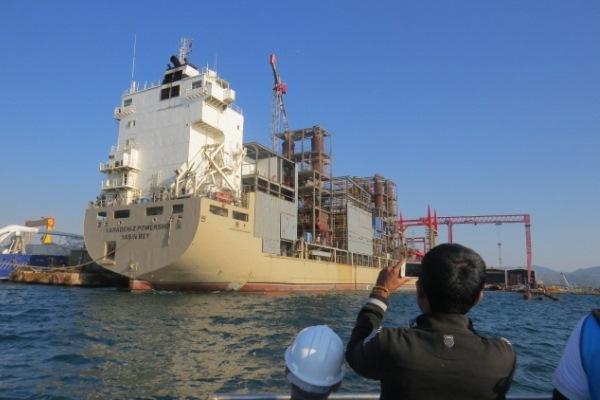 PENANGANAN DAMPAK SIKLON TROPIS  : Karpowership Listriki NTT