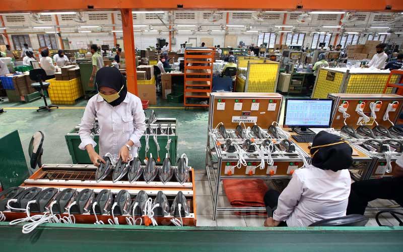EDITORIAL : Momentum Menyalakan Mesin Produksi