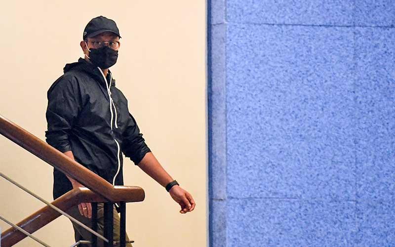 KORUPSI BANSOS COVID-19 : Penyuap Juliari Batubara Dituntut 4 Tahun Penjara