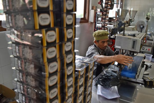 MOMEN RAMADAN DAN LEBARAN  2021 : Katalis Positif Industri Mamin