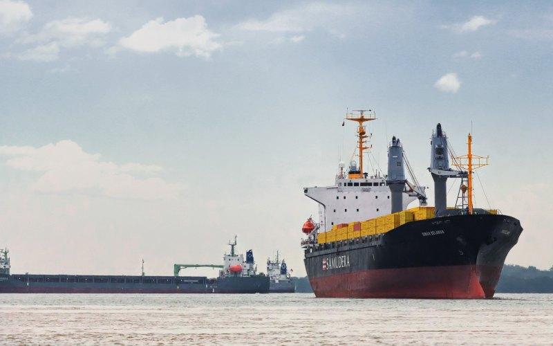 BELANJA MODAL : Samudera Indonesia Tambah Armada