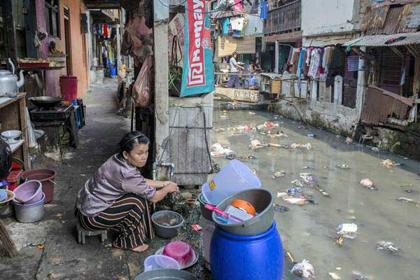 OPINI  : Transfigurasi Kemiskinan dan Kesejahteraan