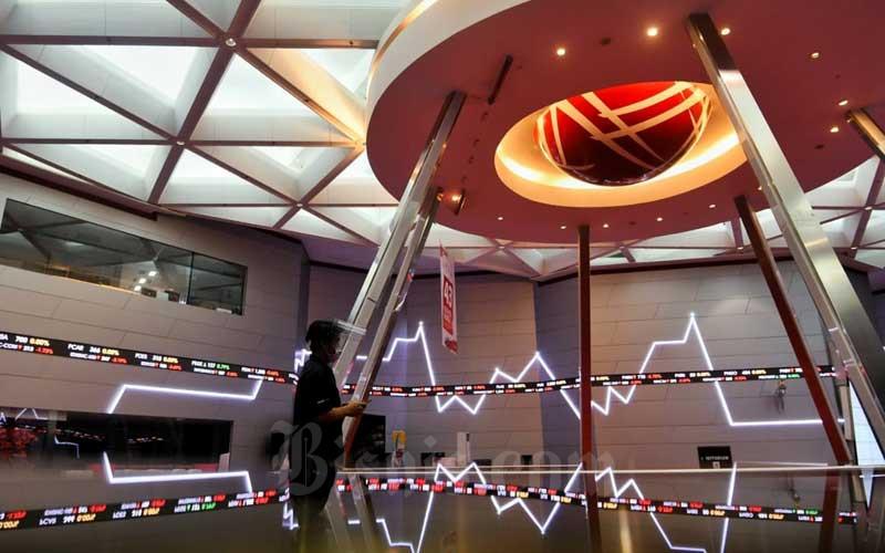 EDITORIAL : Bursa Butuh Tenaga