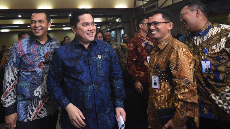 EMITEN BUMN : Jalan Panjang Restrukturisasi KRAS