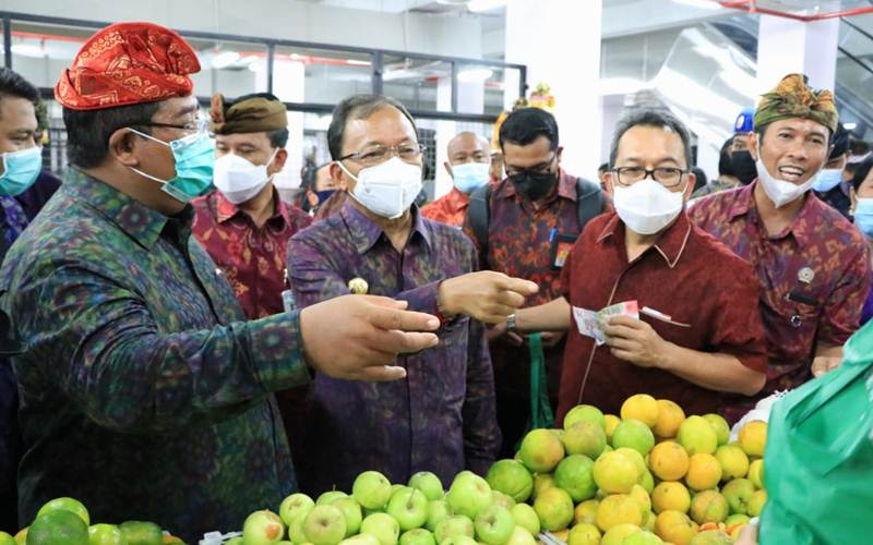 STRATEGI EKONOMI DAERAH : Provinsi Bali Terapkan Skema Baru Pada 2022