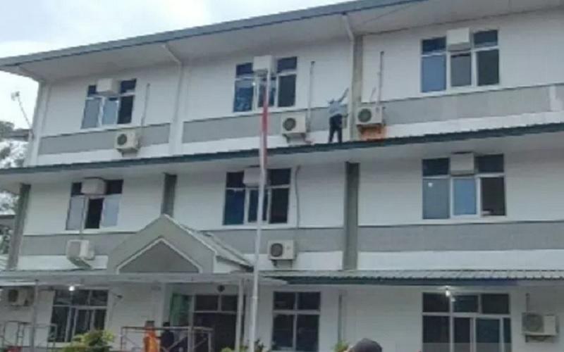 Rumah Sakit Covid-19 di Bandung Terisi 78%