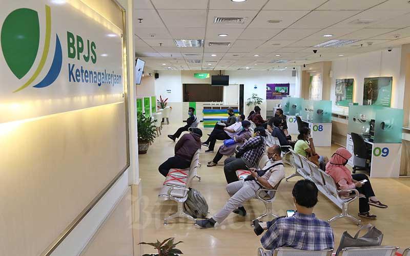 PEMULIHAN IURAN : BPJamsostek & Disnakertrans Riau Periksa 166 Perusahaan