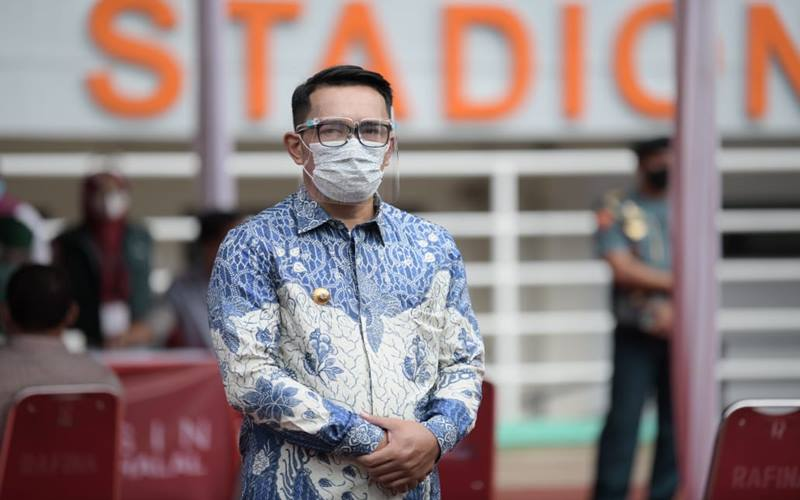 DUKUNGAN PEMBANGUNAN JABAR : Ridwan Kamil Dekati Ketua Umum Partai Politik