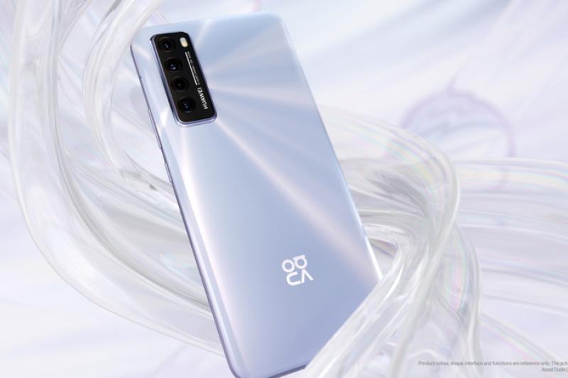 Huawei Nova 7. Antara