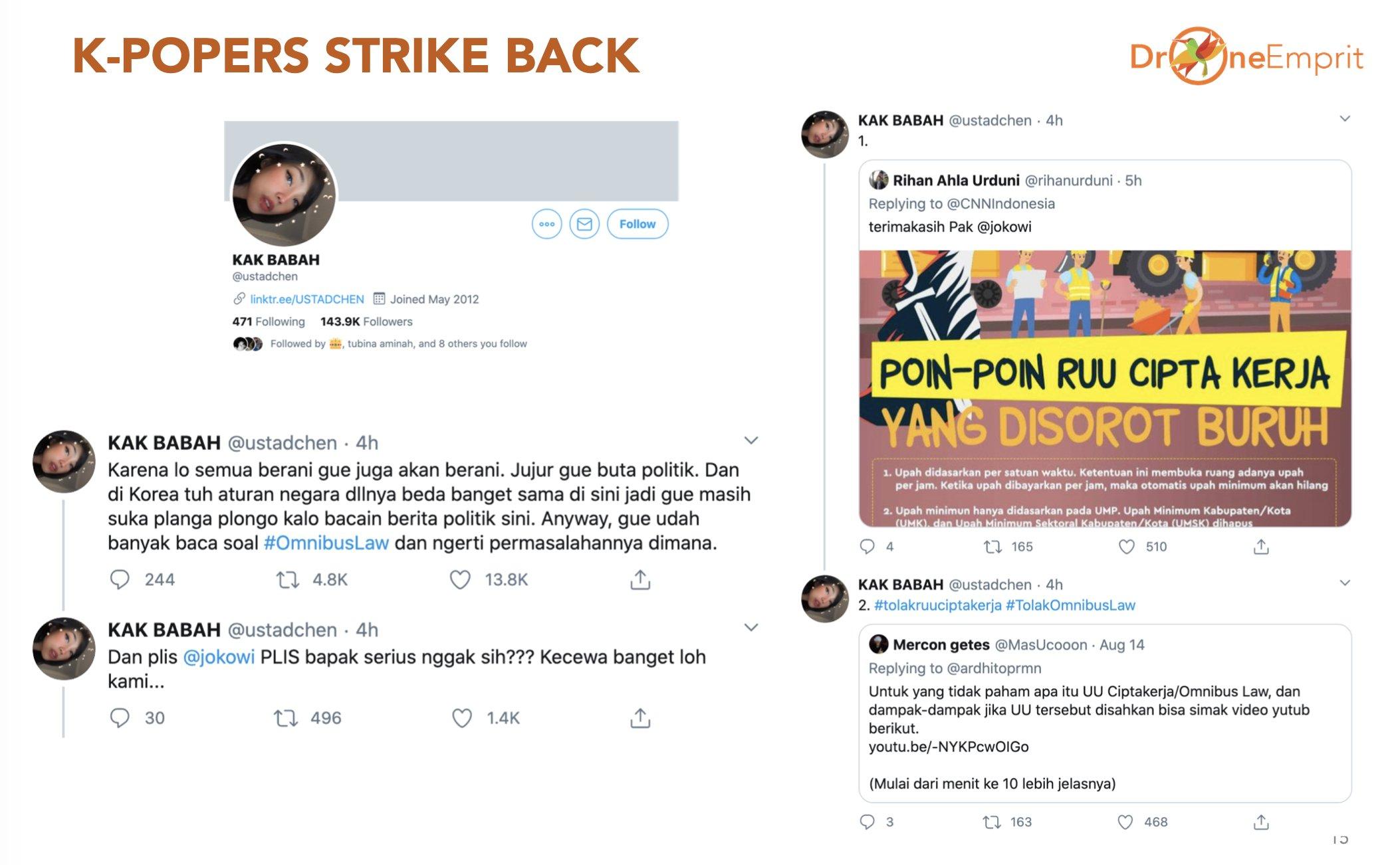 Pecinta K Pop Bikin Tagar Penolakan Omnibus Law Trending Topic Dunia Kabar24 Bisnis Com