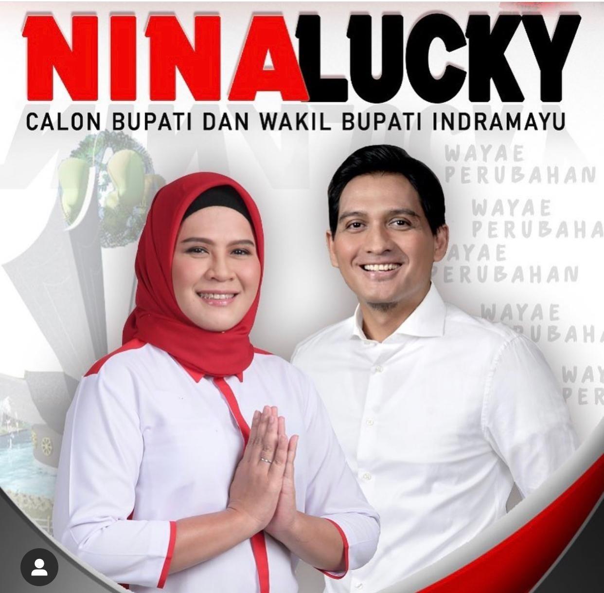 Lucky Hakim, Pilkada Indramayu