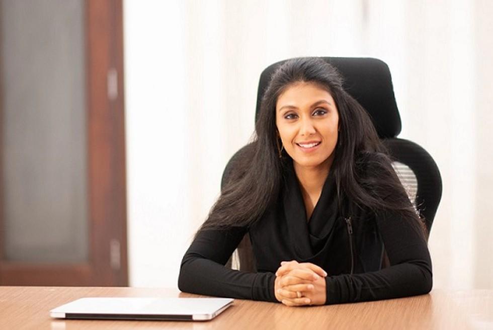 Roshni Nadar Malhotra, Chairperson, HCL Technologies