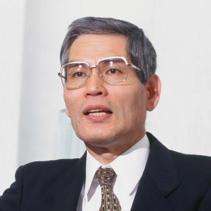 Takemitsu Takizaki pendiri Keyence