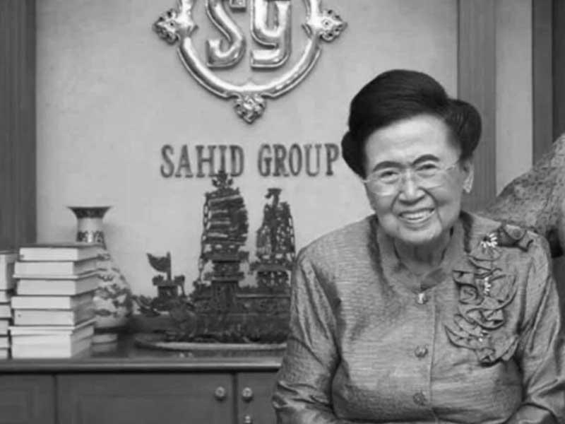 juliah sukamdani sahid meninggal dunia