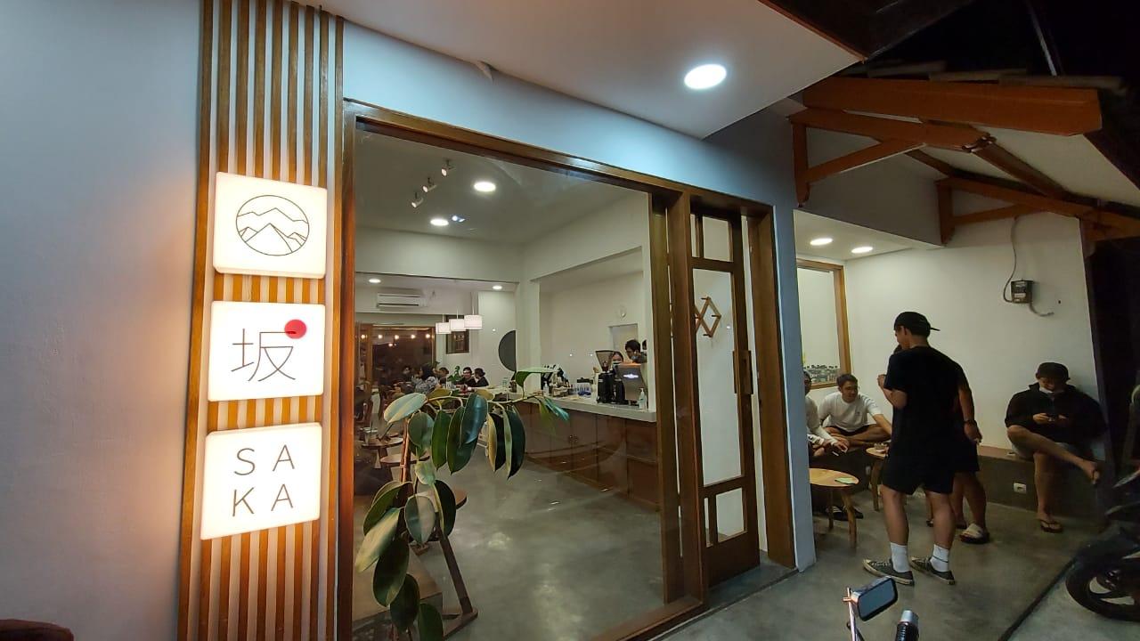 kedai saka di Jakarta