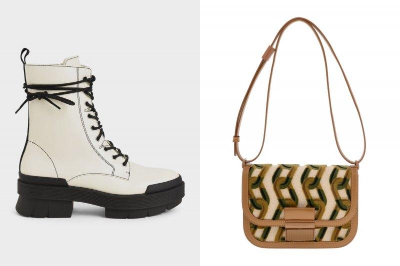 koleksi sepatu charles and keith