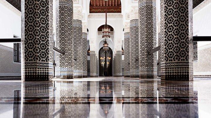 la mamounia, maroko