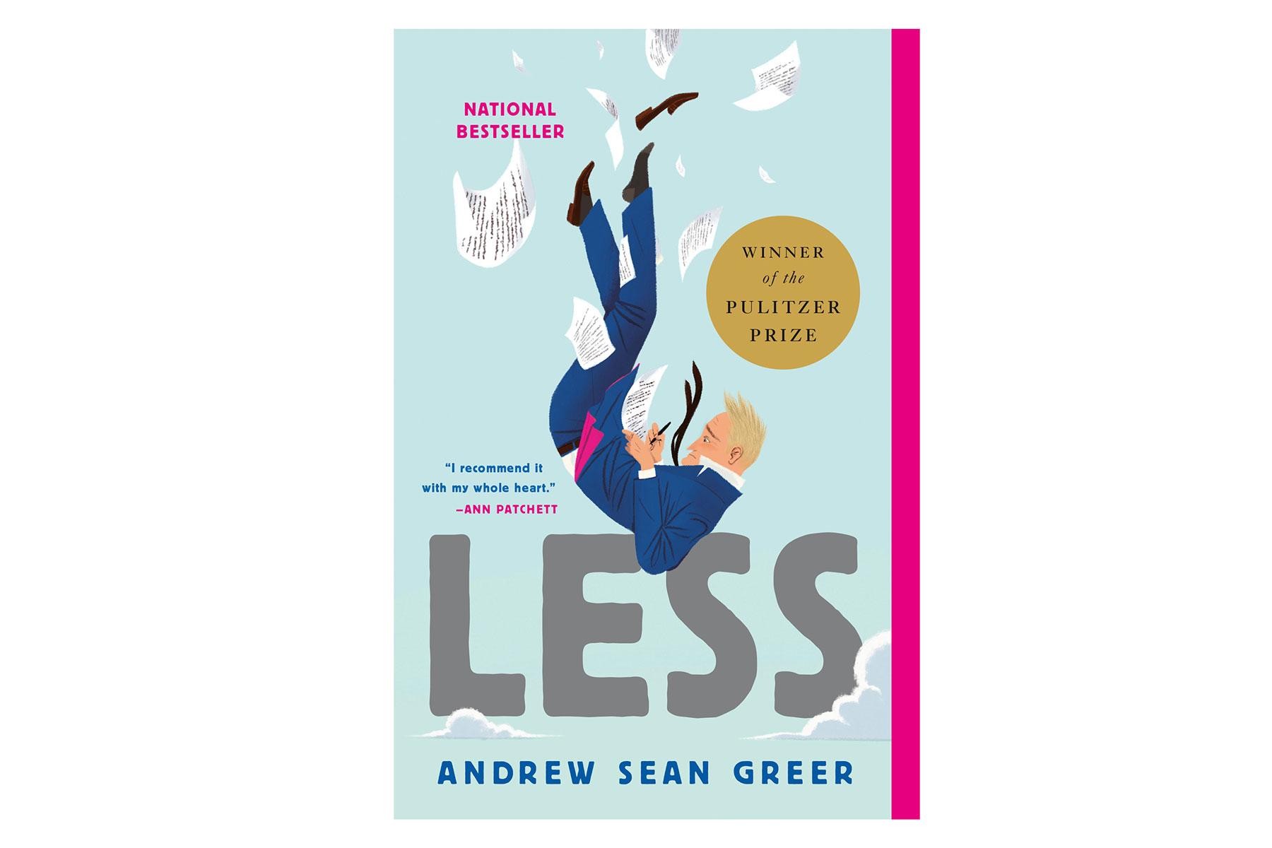 Less oleh Andrew Sean Greer