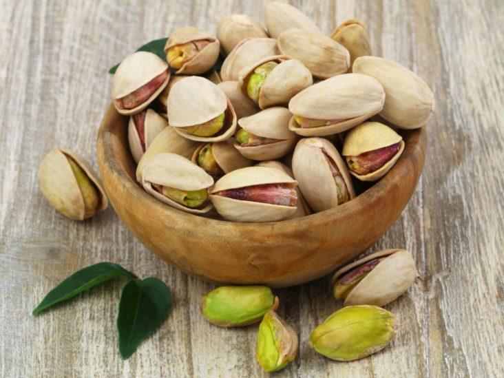 pistachio makanan penuruna tekanan darah tinggi