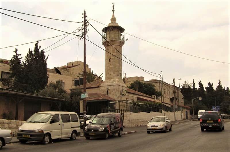 Sejarah Sheikh Jarrah di Yerusalem