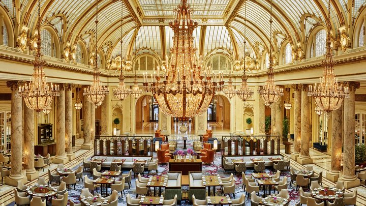 palace Hotel di San Fransisco