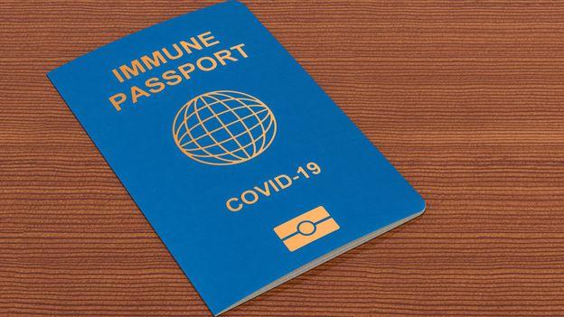 paspor kebal corona, passport anti covid,